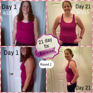 I lost 5 pounds and 2.5 inches in 21 days