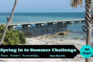 Spring in to summer Challenge Group