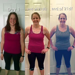 21 day fix real results